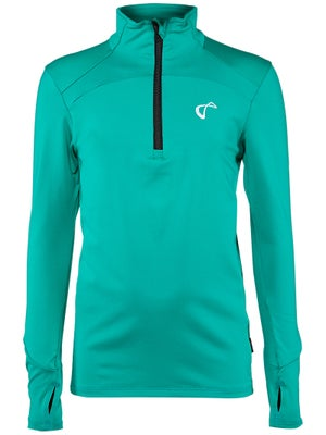 Athletic DNA Girl's Holiday Westy Half Zip