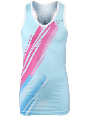 Athletic DNA Girl's Spring Alki Print Tank