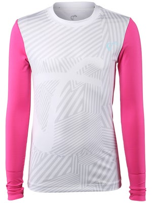 Athletic DNA Girl's Spring Lavish LS Top