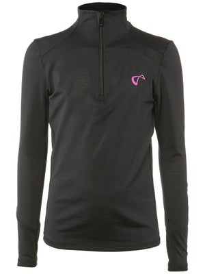 Athletic DNA Girl's Summer Westy Half Zip