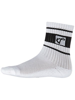Atheltic DNA Men's Holiday Crew Socks White