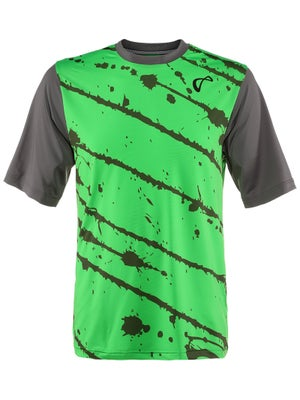Athletic DNA Men's Summer Splatter Crew