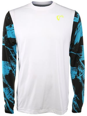 Athletic DNA Men's Spring Woodmark LS Top