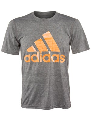 adidas Men's Summer Net Logo T-Shirt