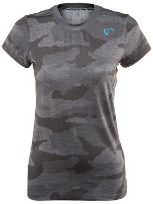 Athletic DNA Women's Black Ops Top