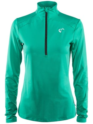 Athletic DNA Women's Holiday Westy Half Zip