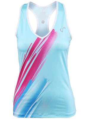Athletic DNA Women's Spring Alki Print Tank