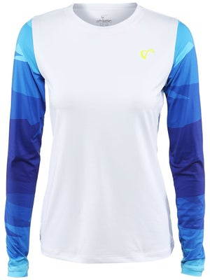 Athletic DNA Women's Spring Lavish LS Top