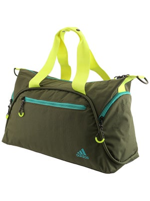adidas Fearless Club Bag Earth Green