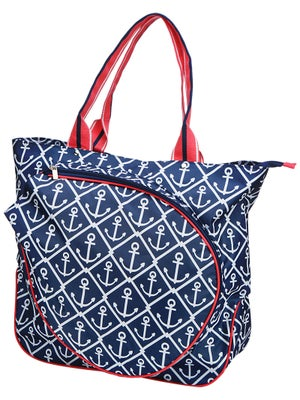 All For Color Tennis Tote Classic Anchor
