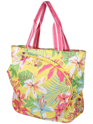 All For Color Tennis Tote Island Oasis