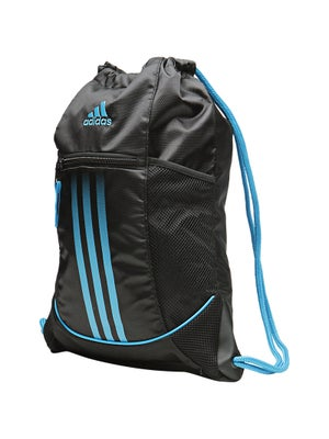 adidas Spring Alliance Sport Sackpack Bag Black/Blue