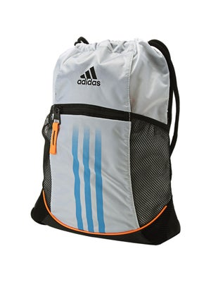adidas Spring Alliance Sport Sackpack Bag White/Blue