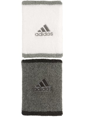 adidas Fall Large Wristband Grey/White