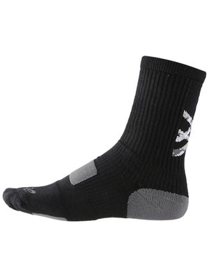 Asics Flash Point Crew Socks Black/Grey