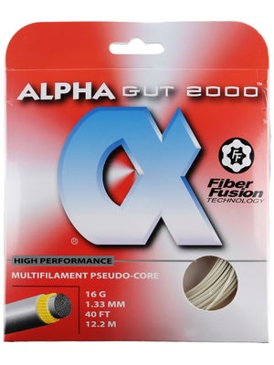 Alpha Gut 2000 16 String