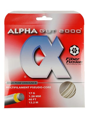 Alpha Gut 2000 17 String