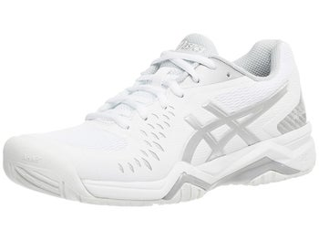 huge discount 1698e f8593 Product image of Asics Gel Challenger 12 White Silver Women s Shoes