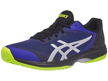 930aaefb6437 Product image of Asics Gel Court Speed Black Blue Yellow Men s Shoes