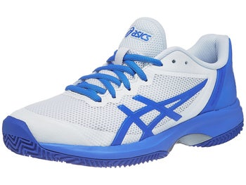 check out 152d4 581c5 Product image of Asics Gel Court Speed Clay Blue White Women s Shoes