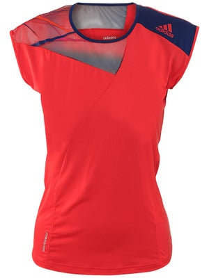 adidas Girl's Fall Adizero Cap Sleeve