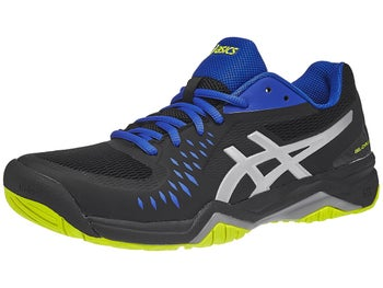 the best attitude 030ee 262a6 Product image of Asics Gel Challenger 12 Black Blue Yellow Men s Shoes