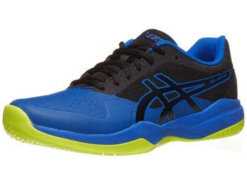 big sale 6bbc5 1f8e6 Product image of Asics Gel Game 7 Black Blue Yellow Men s Shoes