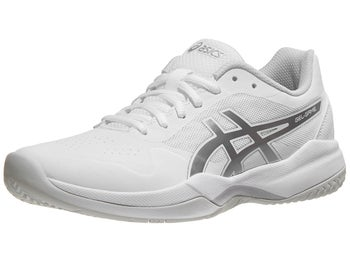 watch 8187b 202f0 Product image of Asics Gel Game 7 White Silver Women s Shoes