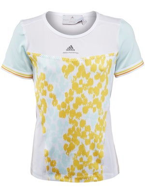 adidas Girl's Spring Stella McCartney Cap Sleeve Top
