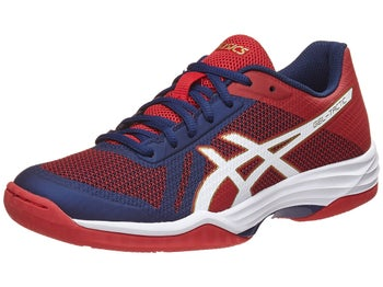 Contratado bosque Aditivo  ASICS Gel Tactic 2 Women's Shoes - Red/Blue