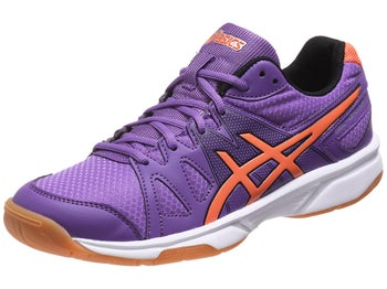 ASICS Gel Upcourt Women's Racquetball Shoes Violet/Or