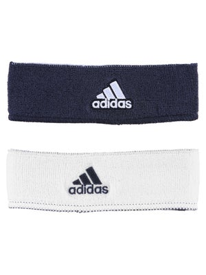 adidas Interval Reversible Headband Navy/White