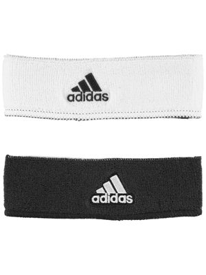 4dd3b1cb6799 Product image of adidas Interval Reversible Headband White Black