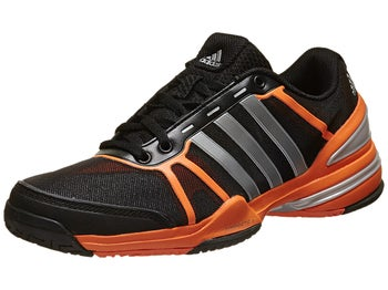 adidas Response CC Rally Comp Bk/Silver/Or Junior Shoes