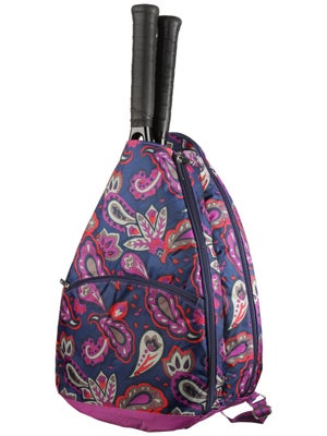 All For Color Backpack Vivid Paisley