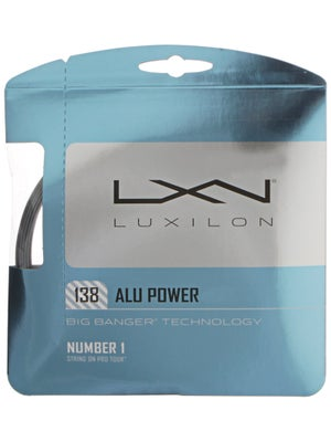 Luxilon ALU Power 15 String