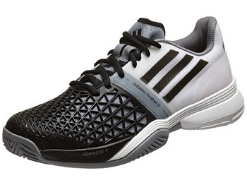 adidas adizero CC Feather III Black/White Men's Shoe