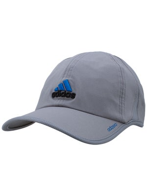 adidas Mens Spring adizero II Hat Grey/Blue