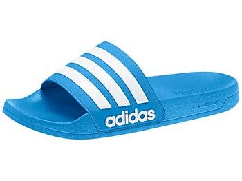 c730ec0c9757 Product image of adidas Adilette Shower Blue White Men s Sandal