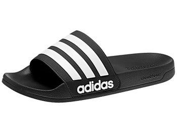 7b17722331540b Product image of adidas Adilette Shower Black White Men s Sandal