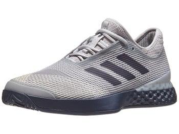 san francisco 64fbd 205a4 Product image of adidas adizero Ubersonic 3 GreyNavy Mens Shoe