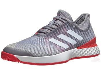 premium selection 19bb2 7a18f Product image of adidas adizero Ubersonic 3 Grey Red Men s Shoe