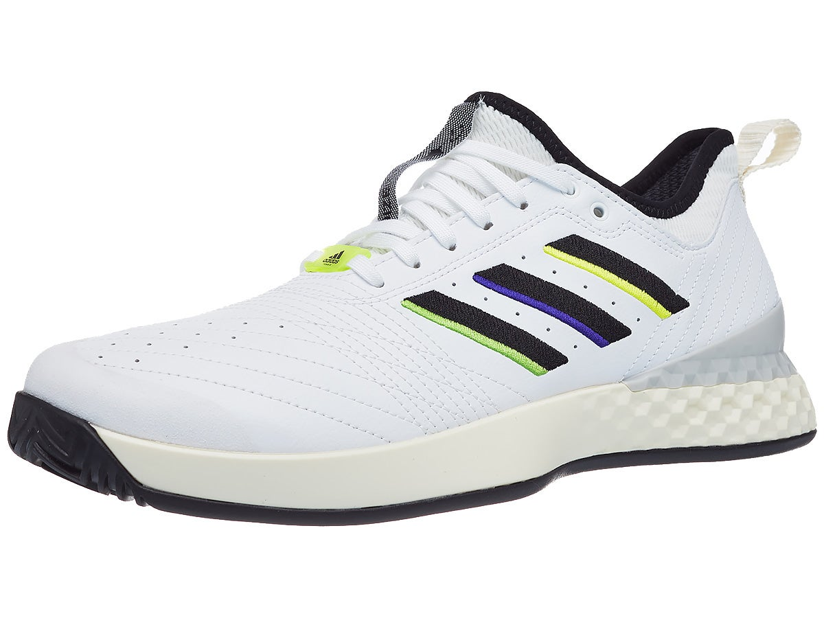Adidas Adizero Ubersonic 3 Womens Clay Court Tennis Shoes $130