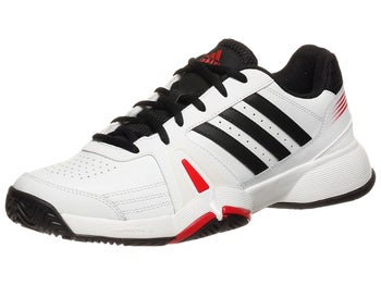 adidas Bercuda 3 White/Black/Red Men's Shoe