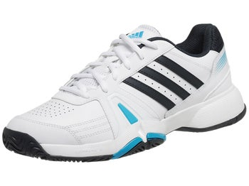 adidas Bercuda 3 White/Navy/Blue Men's Shoe