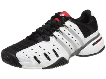 adidas Barricade V Classic White/Black Men's Shoe