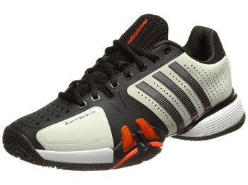 adidas barricade 7.0 White/Black Men's Shoe