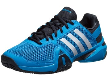 adidas Barricade 8 Blue/Wh/Navy Men's Shoe