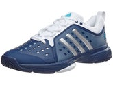 Adidas Barricade Classic Bounce Bl Si Wh Men S Shoe