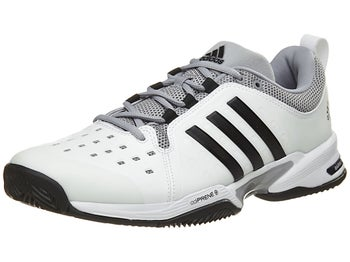 06f1f97ecacb Product image of adidas Barricade Classic Wide (4E) Wh Bk Gy Men s